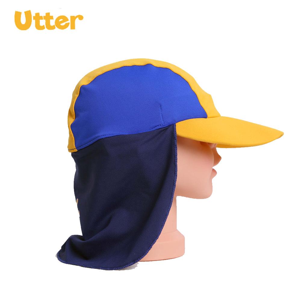 [해외]UTTER UPF50 + 소년과 소년 야외 태양 모자를키즈 비치 캡 만화 인쇄 서핑 스포츠 모자/UTTER UPF50+ Kid Beach Cap Cartoon Printing Surfs Sport Hat for Girl and Boy Outdoor Sun Hat