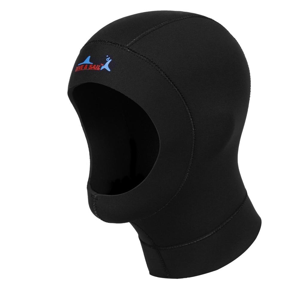 [해외]3MM 다이빙 모자 스노클링 서핑 다이빙 모자 UniPoolside 수영 다이빙 장비 귀 모자 DH001/3MM Diving Cap Snorkeling Surf Diving Cap UniPoolside Swimming Diving Equipment Ear Hat