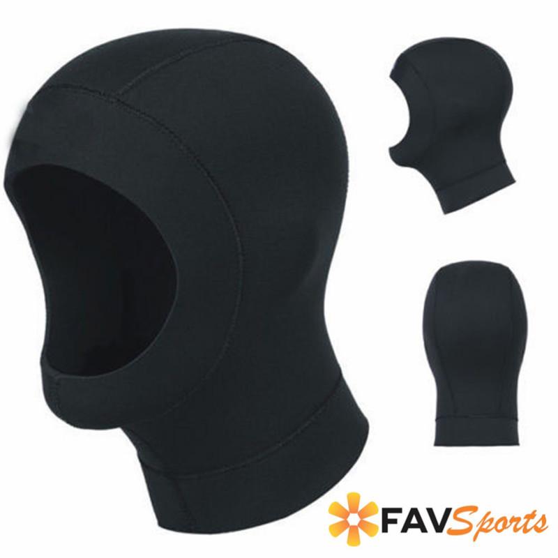 [해외]네오프렌 3mm 스쿠버 다이빙 캡 초박형 수중 스노클링 마스크 후드 캡 스노클링 장비 따뜻한 모자 보관/Neoprene 3mm Scuba Dive Cap Ultrathin Underwater Snorkeling Mask Hood Cap Snorkeling equ
