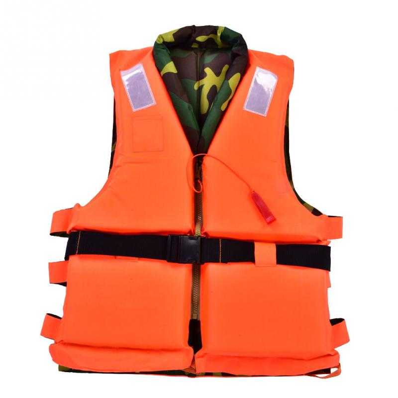 [해외]UniLife Vest Boating 표류 수상 스포츠 구명 조끼 + 휘파람 낚시 서핑 야외 캠핑 생존 도구 Two Sides Wear/UniLife Vest Boating Drifting Water Sports Life Jacket+Whistle Fishing