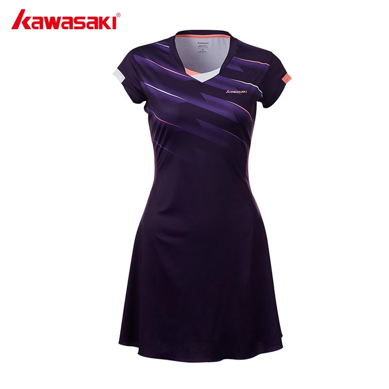 [해외]빠른 건조 100 % 폴리 에스터 스포츠 복장 여자를새로운 가와사키 여자 테니스 복장 여자 Netball 옷 SK-T2701/Quick Dry 100% Polyester Sports Dress New Kawasaki Female Tennis DressesShor