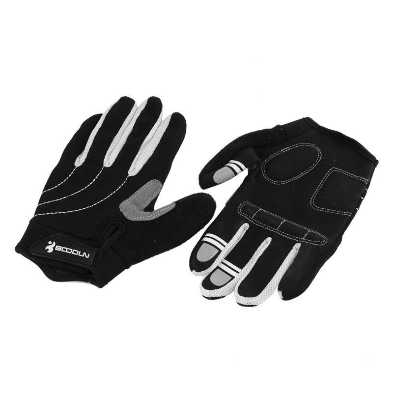 [해외]1 쌍 사이클링 장갑 스폰지 패드 긴 손가락 장갑 오토바이 산악 자전거 장갑 터치 스크린 MTB 장갑 사이클링 장비/1 Pair Cycling Gloves Sponge Pad Long Finger Gloves Motorcycle Mountain Bike Glov