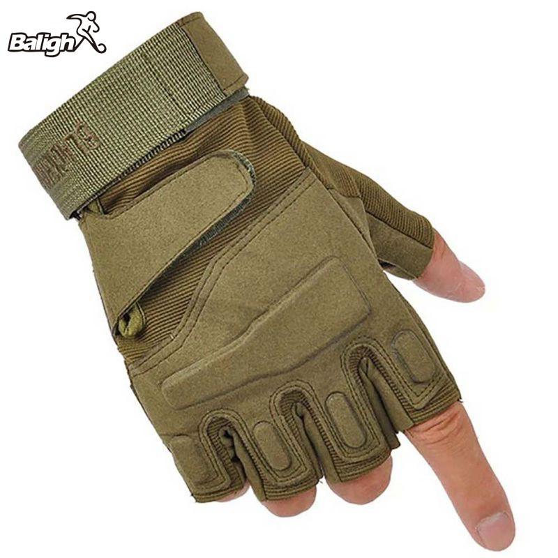 [해외]?전문 야외 스포츠 밀리터리 전술 사냥 장갑 에어 소프트 페인트 볼 야외 스포츠 캠핑 사이클링 장갑/ Professional Outdoor Sports Military Tactical Hunting Shooting Glove Airsoft Paintball Ou