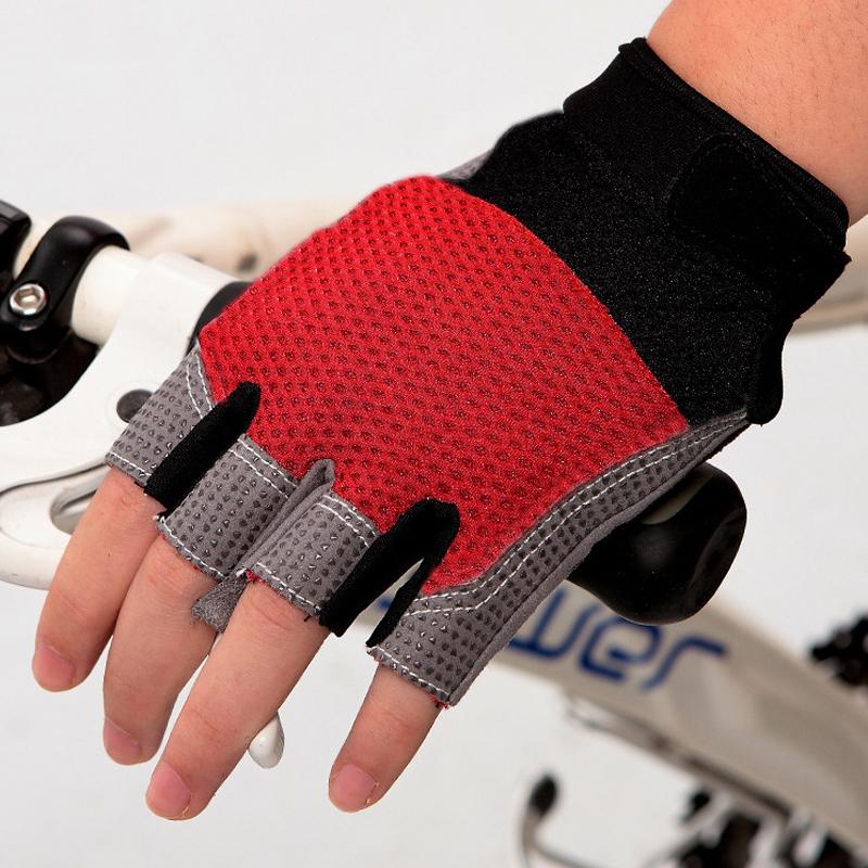 [해외]PowerPai 여름 실내 mtb 자전거 사이클링 장갑 하프 핑거 망 헬스 스포츠 하이킹 여성용 장갑 장비 중량 리프트 luva/PowerPai Summer Indoor mtb Bike Cycling Gloves Half Finger Mens Gym Fitnes