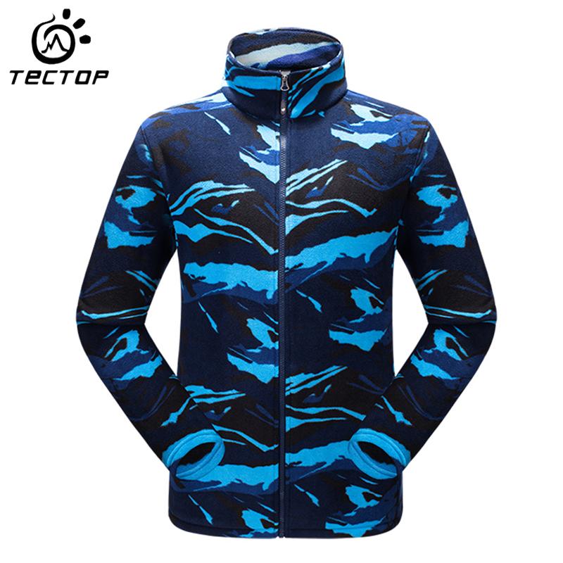 [해외]위장 플리스 자켓 남성 여성 야외 하이킹 등산 운동복 옷 통기성 인쇄 따뜻한 하이킹 자켓 여성 남성/Camouflage Fleece Jacket Men Women Outdoor Hiking Climbing Sportswear Clothes Breathable P