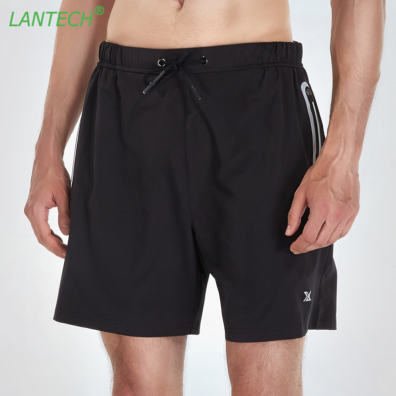 [해외]LANTECH 남자 조깅 조깅 짧은 실행 통기성 훈련 스포츠 실행 운동복 피트니스 운동 체육관 반바지 옷/LANTECH Men Shorts Joggers Running Quick Dry Breathable Training Sports Run Sportswear