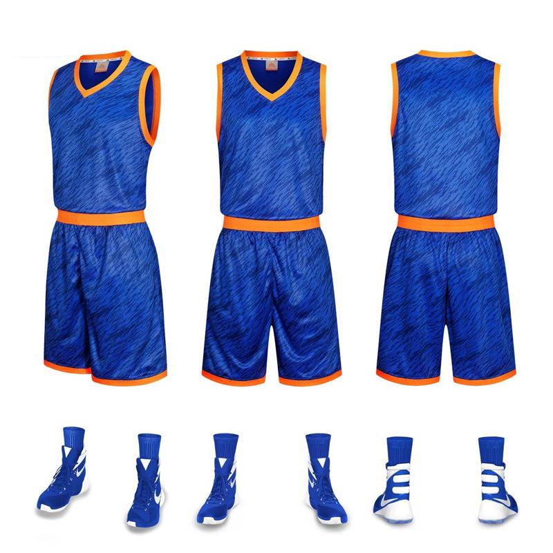 [해외]사용자 정의 뉴 남자 대학 팀 농구 저 어 세트 유니폼 키트 스포츠 의류 통기성 청소년 농구 유니폼 반바지/Custom New Men College Team Basketball Jersey Sets Uniforms Kits Sports Clothing Breat