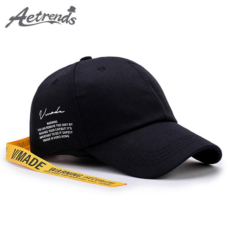 해외  AETRENDS  2017 새로운 블랙 야구 CapLine 남자 여자 Snapback 모자 레이싱 b705e80226be