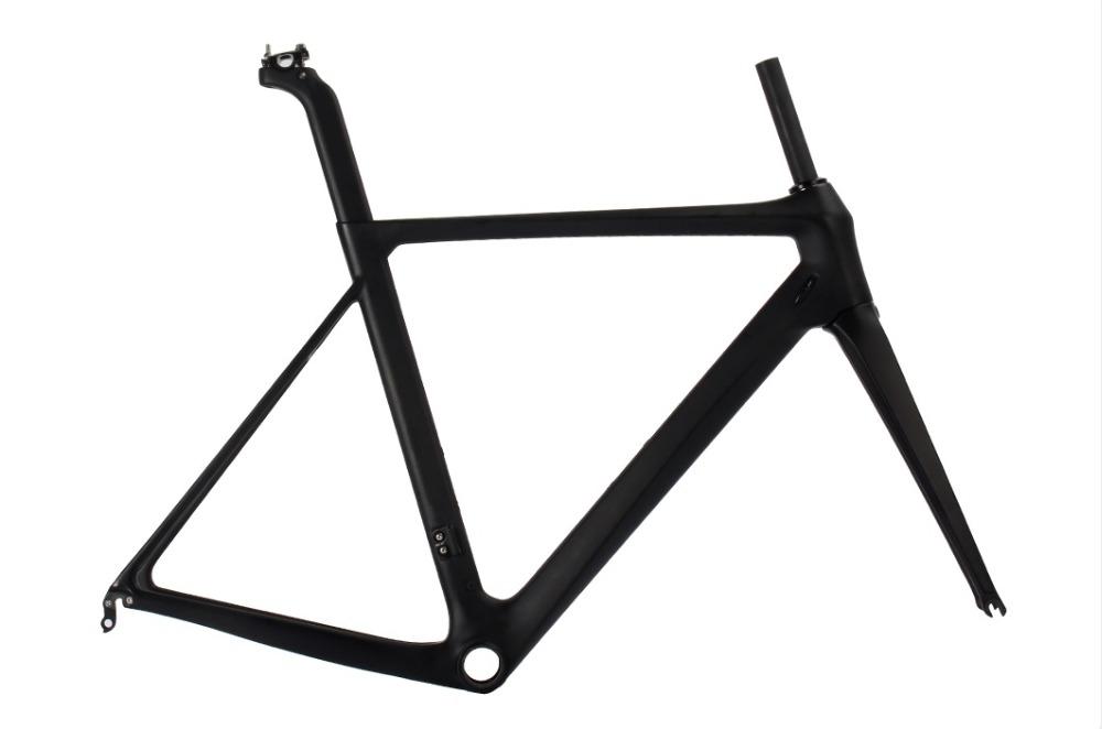 [해외]초경량 에어로 카본로드 자전거 프레임 T1000 에어로 카본 파이버 자전거 프레임/Super lightweight aero Carbon Road bike Frame T1000 Aero carbon fibre bicycle frame