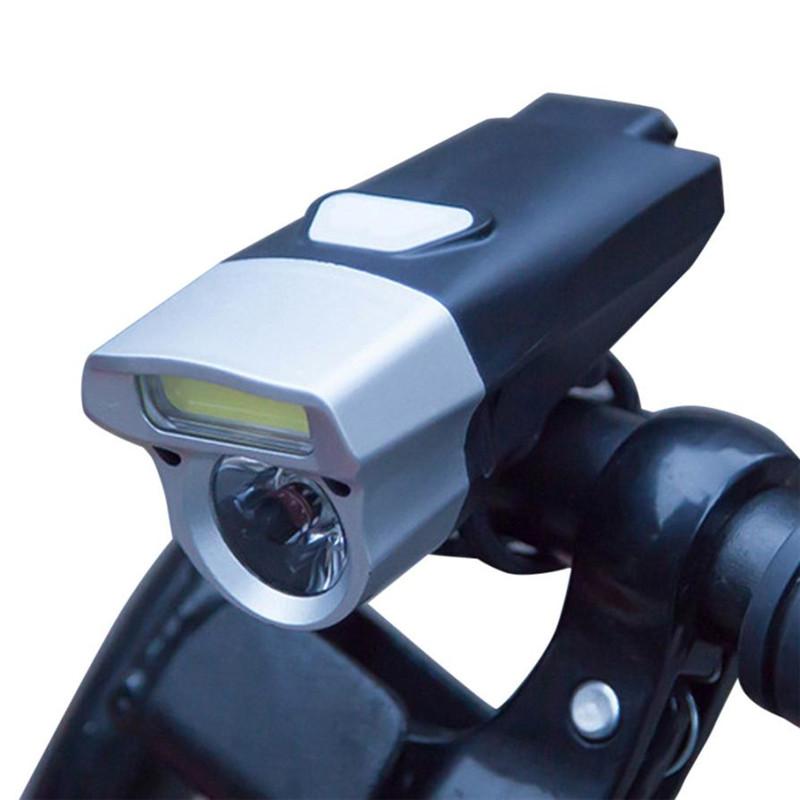 [해외]자전거 프론트 라이트 자전거 자전거 COB LED 헤드 라이트 프론트 라이드 라이딩 사이클링 헤드 라이트 램프 자전거 액세서리 ^/Bicycle Front Light Bicycle Bike COB LED Headlight Front Ride Riding Cycl