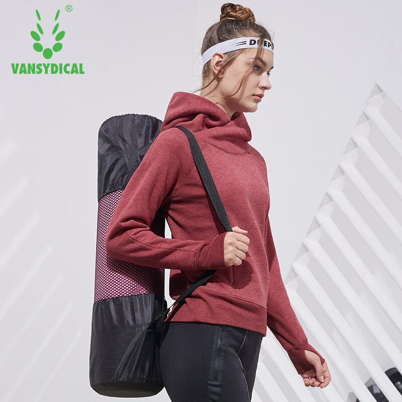 <span style=''>[해외]Vansydical Sports Hoodies Autumn Winter Women`..</span>