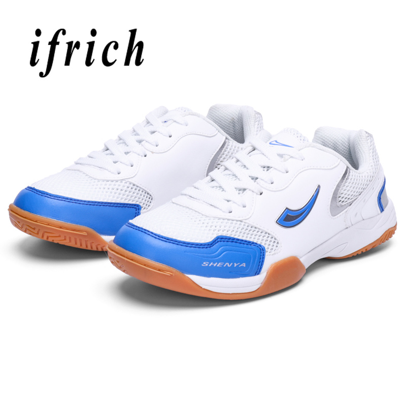 4adc2ff7a [해외]/Couples Badminton Sneakers Spring Autumn Women Indoor Sport Shoes  Breathable Trainers Shoes