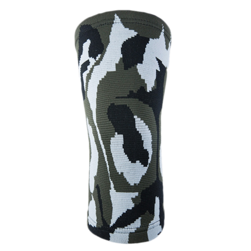 [해외]High Stretch Nylon Camouflage Breathable Wicking Basketball Sports Anti-Collision Elbow Guard Arm Sports Protective Gear/High Stretch Nylon Camouf