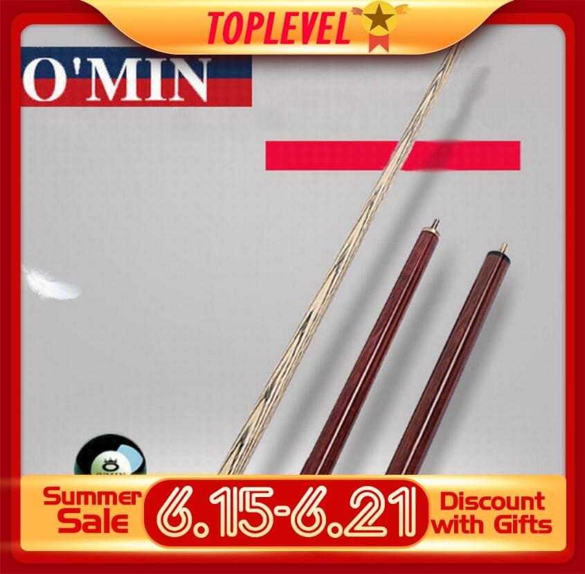 [해외]New Arrival Omin Punch & Jump Cue Billiard Stick Kit Jump Cue Ash Wood Shaft Maple Durable Professional 140cm Length China 2019/New Arri