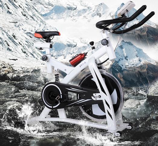 [해외]다이나믹 사이클링 휘트니스 장비 스포츠 자전거 휘트니스 장비 스포츠 자전거 무게 손실 스프링 빅 플라이 휠 실내 스포츠/Dynamic Cycling Fitness Equipment Sports Bicycle Fitness Equipment Sports Bike