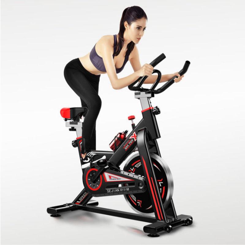 [해외]실내 사이클링 자전거 Foldable 체중 감량 이동식 지능형 피트니스 장비 실내 스포츠 자전거/Indoor Cycling Bike Foldable Weight loss Moveable Intelligent Fitness Equipment  Indoor Spor