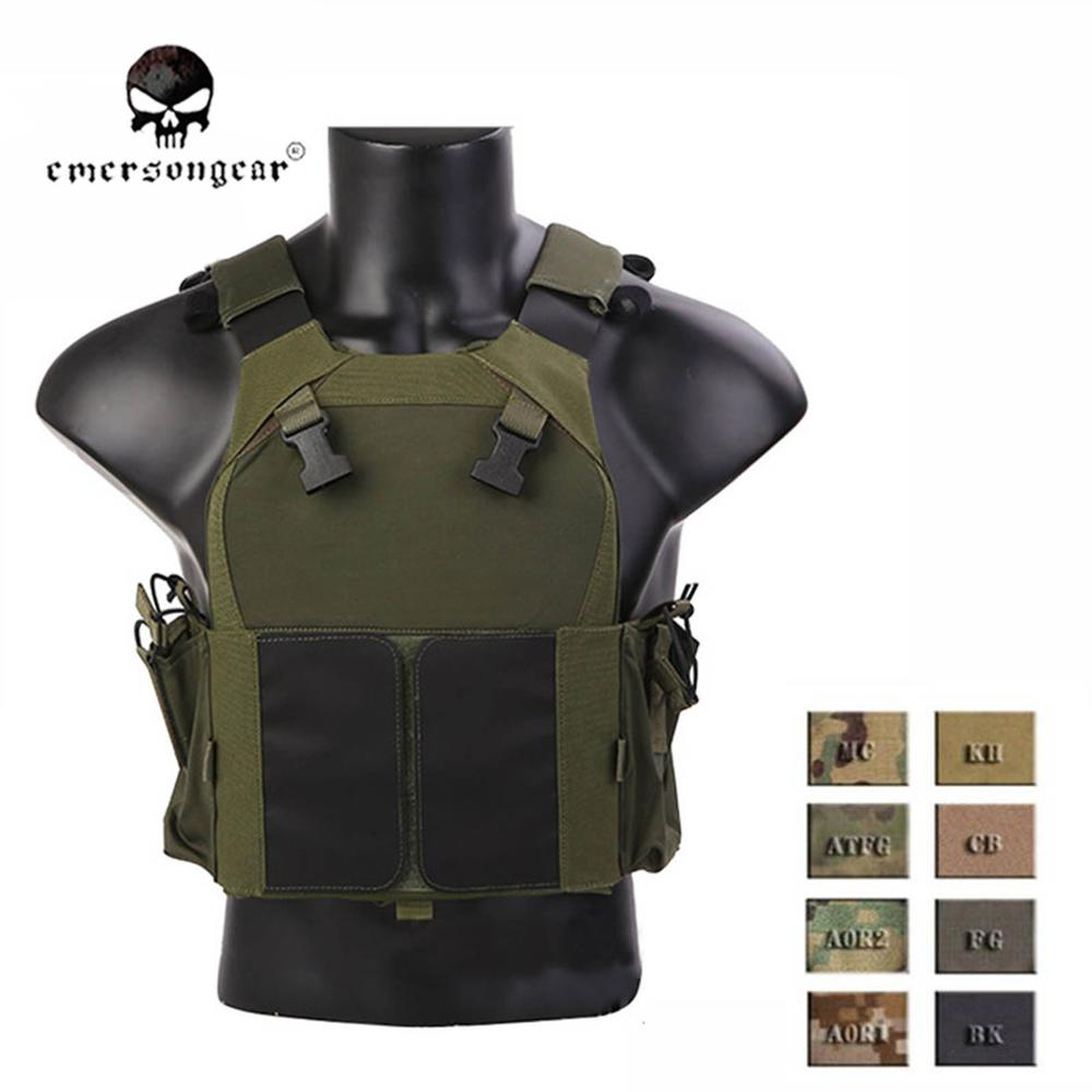 [해외]EMERSON NEW Tactical Hunting Bulletproof Vest Airsoft Combat Gear Molle Waistcoat Assault Vest EM7353/EMERSON NEW Tactical Hunting Bulletproof Ves