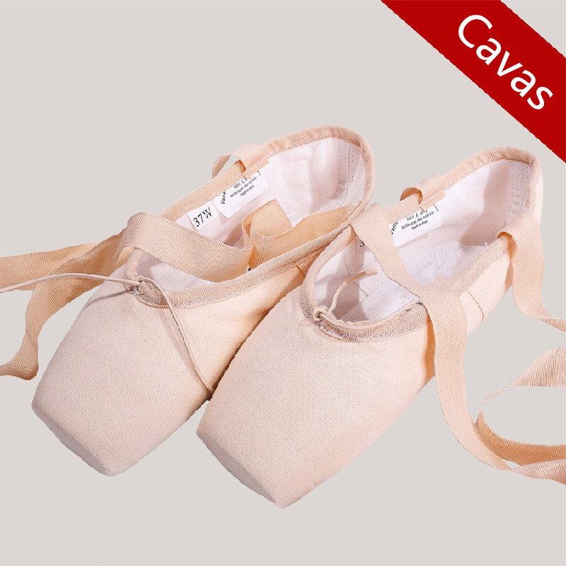 [해외]?기본 캔버스 인판 공주 여자 &의 댄스 신발 발레 쁘 댄스 신발/ Basic Canvas Infanta and Princess Woman&s Dance Shoes Ballet Pointe Dancing Shoes