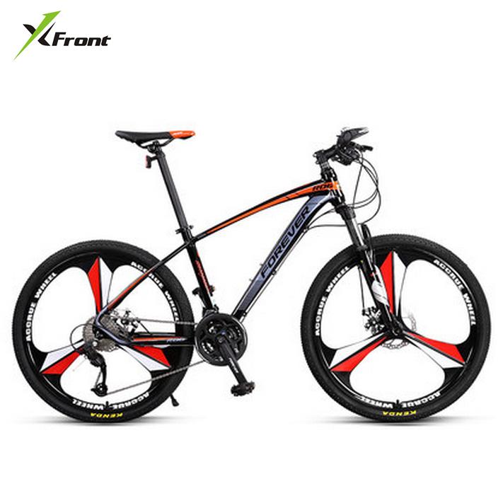 [해외]새로운 브랜드 알루미늄 합금 프레임 27 속도 디스크 브레이크 한 조각 휠 산악 자전거 내리막 bicicleta MTB 품질 자전거/New Brand Aluminum alloy frame 27 speed disc brake one piece wheel mount