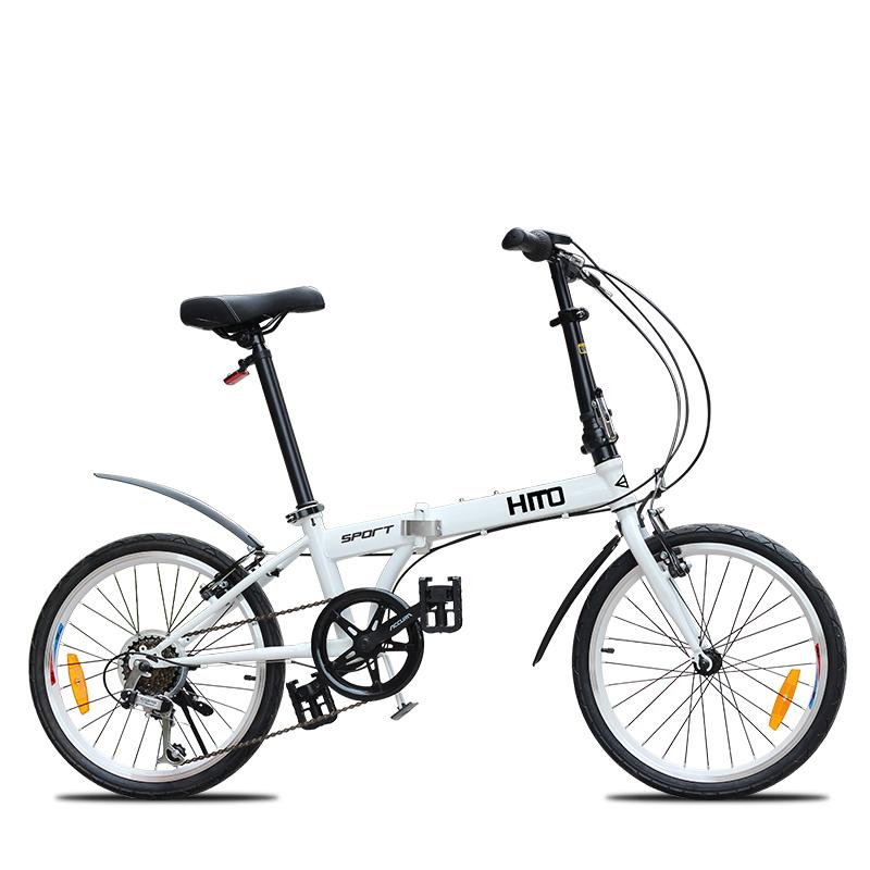[해외]새로운 브랜드 20 인치 휠 탄소 강철 프레임 6 속도 접이식 산악 자전거 야외 스포츠 내리막 bicicleta BMX MTB 자전거/New brand 20 inch wheel carbon steel frame 6 speed folding mountain bik