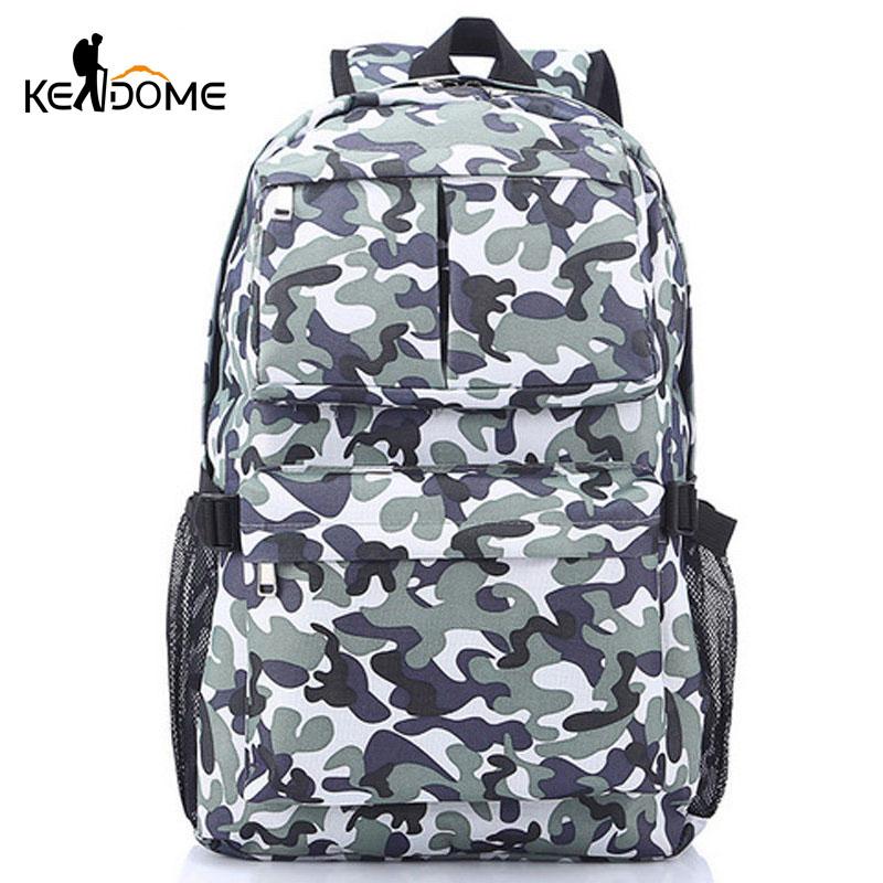 [해외]야외 스포츠 등산 배낭 여성 남성 전술 위장 가방 여행 캠핑 하이킹 승마 배낭 XA322WD/Outdoor Sports  Mountaineering Backpack  Women Men Tactical Camouflage Bag Traveling Camping H