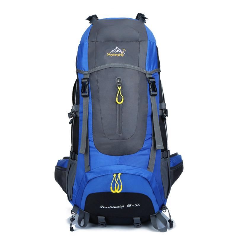 [해외]전문 야외 등산 가방 70L 등산 배낭 하이킹 여행 배낭 unioutdoor 스포츠 가방/Professional outdoor mountaineering bag 70L Climbing Backpack Hiking travel rucksack unioutdoor