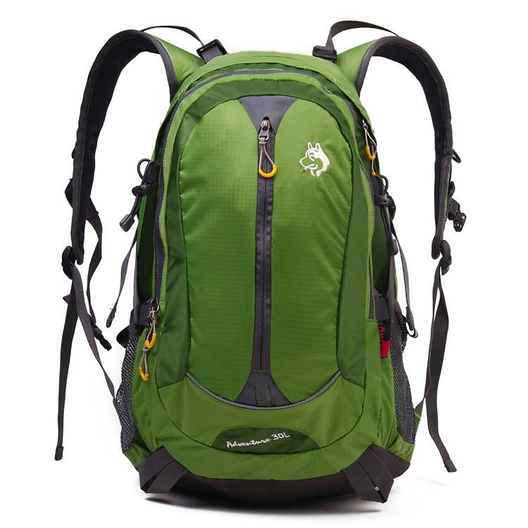 [해외]정글 킹 2017 새로운 캠핑 나일론 방수 스포츠 야외 등산 가방 남성과 여성 여행 가방 30L/Jungle King 2017 New Camping nylon Waterproof Sport outdoor profession mountaineering bag  m