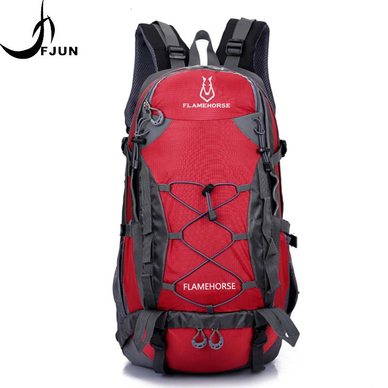 [해외]2018 FJUN 야외 스포츠 배낭 캠핑 가방 나일론 방수 등산 하이킹 배낭 몰리 등산 가방 배낭 BD37/2018 FJUN Outdoor Sport Backpack Camping Bag Nylon Waterproof Mountaineering Hiking Ba