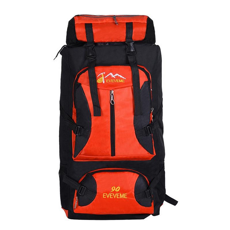 [해외]Fegntu 대형 90L 야외 배낭 UniTravel 등산 배낭 하이킹 가방 배낭 캠핑 스포츠 가방/Fegntu Large 90L Outdoor Backpack UniTravel Climbing Backpacks Hiking Bag Rucksacks Campin
