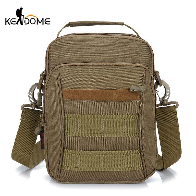 [해외]몰리 밀리터리 Crossbody 가방 전술 숄더 가방 스포츠 방수 군대 핸드백 캠핑 야외 가슴 작은 하이킹 XA770WD/Molle Military Crossbody Bags Tactical Shoulder Bag Sport Waterproof  Army Han
