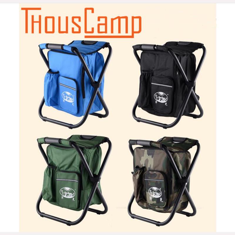 [해외]야외 접이식 휴대용 의자 아이스 콜드 가방 낚시 배낭 스토리지 쿨러 의자 레저 여행 하이킹 캠핑 비치 피크닉/Outdoor Folding Portable Stool Ice Cold Bag Fishing Backpack Storage Cooler Chair Lei