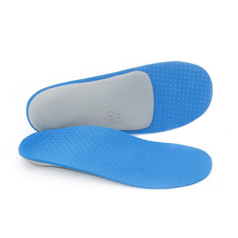 [해외]UniEVA 미끄럼 방지 패드 및 아치형 교정 장치가있는 8 개의 평발 신발 아치 지원 전체 쿠션 깔창 크기 35-46/UniEVA anti slip pad and full arch correction within the eight flatfoot arch su