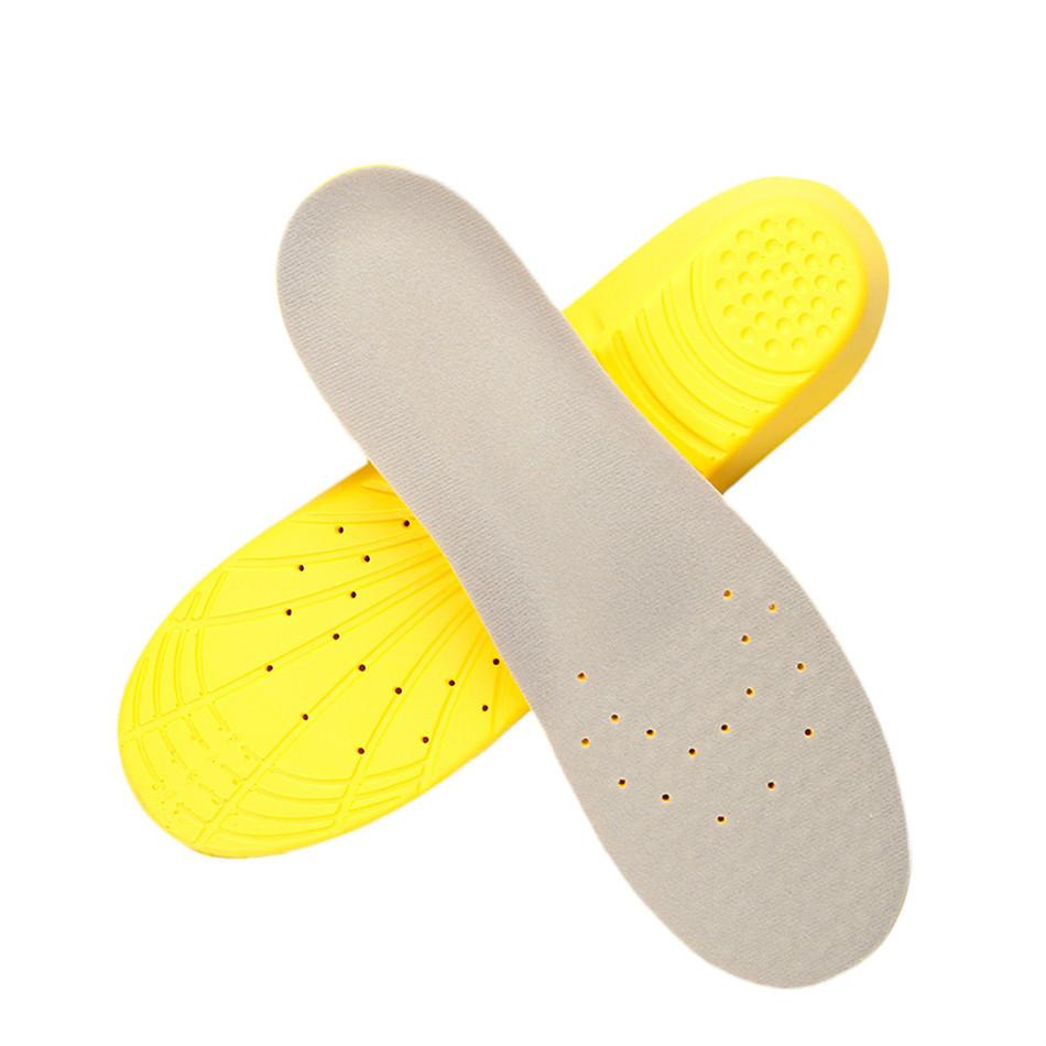 [해외]크기 34-46 UniArch 지원 운동화 Insoles 인서트 쿠션 남성용 여성용 땀 흡수 통풍 탈취제 /Size 34-46 UniArch Support Sport Shoe Insoles Insert Cushion for Men Women Sweat Breat