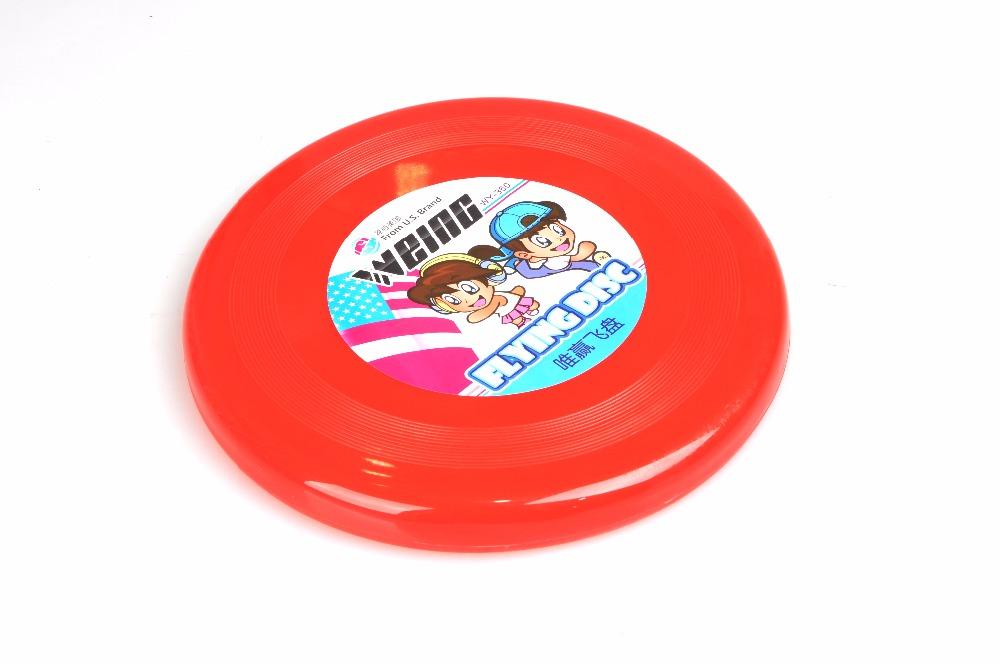 [해외]Weing WY350 1 개의 야외 어린이 어린이 여성 궁극적 인 플라잉 디스크 비행 접시 레드 오렌지 블루 그린 컬러/Weing WY350 1 piece outdoor Kids Men Women Ultimate Flying Disc flying saucer R