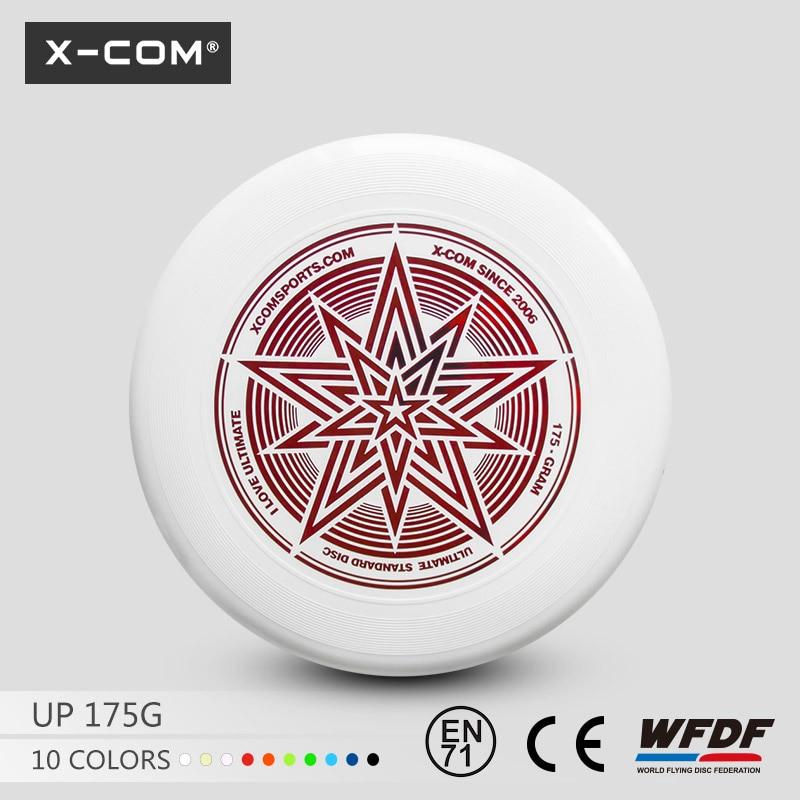 [해외]2018 Wfdf & amp; Usau, X-com 175g 프로페셔널 얼티밋 게임 디스크 스타 승인/2018  Wfdf & Usau Approved  X-com 175g Professional Ultimate Game Disc Star