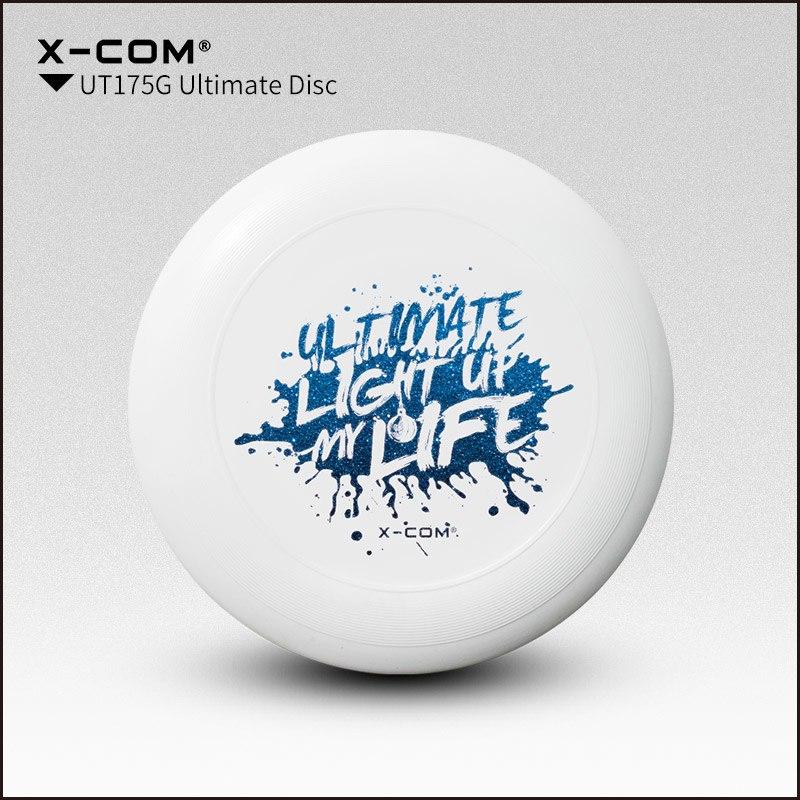 [해외]2018 Wfdf & amp; Usau X-com 175g 프로페셔널 얼티밋 디스크 컬러 - 프린트 - 라이트 업/2018 Wfdf & Usau  X-com 175g Professional Ultimate Disc Color-print- Light