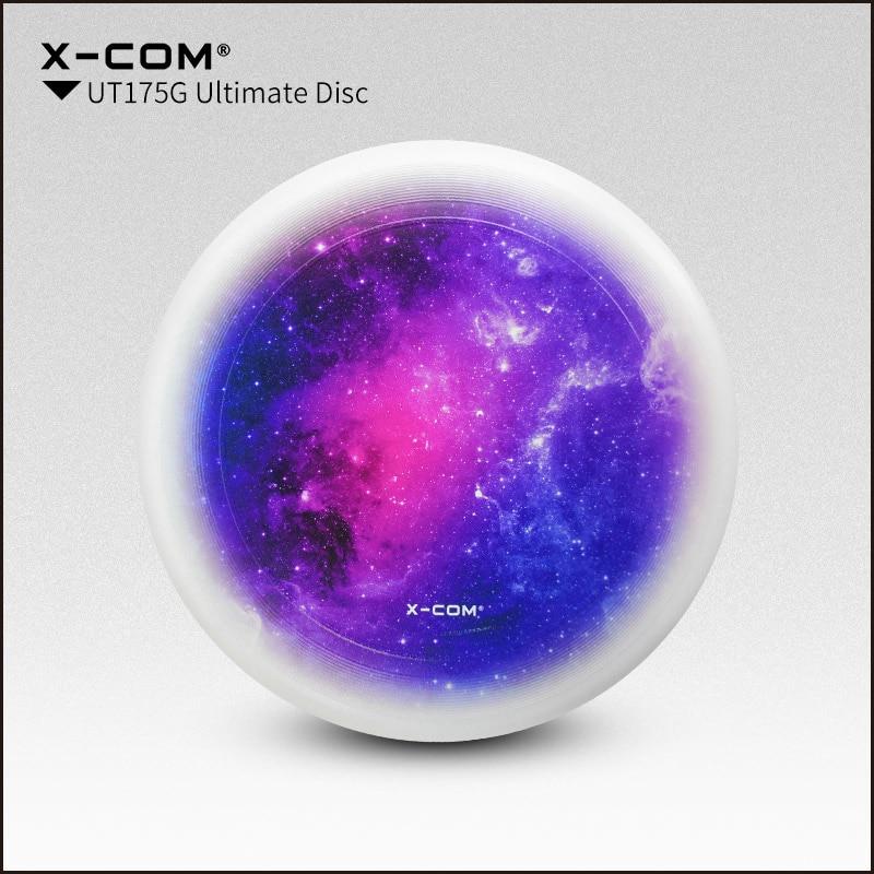 [해외]2018 Wfdf & amp; Usau X-com 175g Professional Ultimate 디스크 컬러 인쇄 - 별이 빛나는 하늘/2018 Wfdf & Usau  X-com 175g Professional Ultimate Disc Color