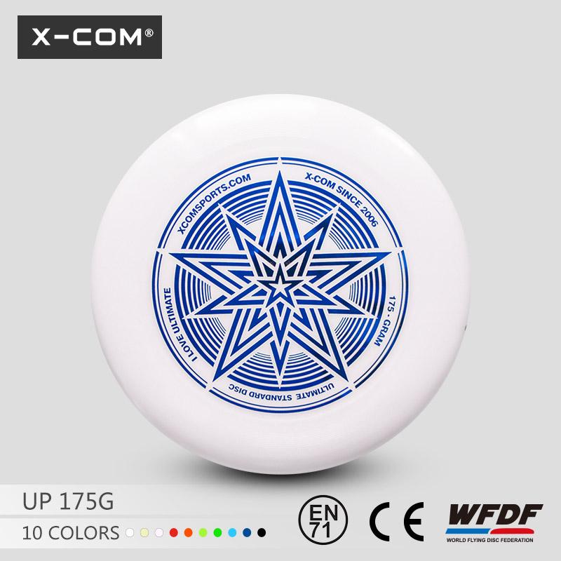 [해외]2018 Wfdf & amp; Usau는  X-com 플라스틱 성인 전문 궁극적 인 게임 디스크 스타 UV 175g을 승인했다./2018 Wfdf & Usau Approved Freeshipping X-com 175g Plastic Adult Pr