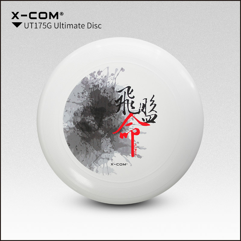 [해외]2018 Wfdf & amp; Usau X-com 175g 프로페셔널 얼티밋 디스크 컬러 프린트 - 궁극의 삶/2018 Wfdf & Usau  X-com 175g Professional Ultimate Disc Color-print- Ultimat