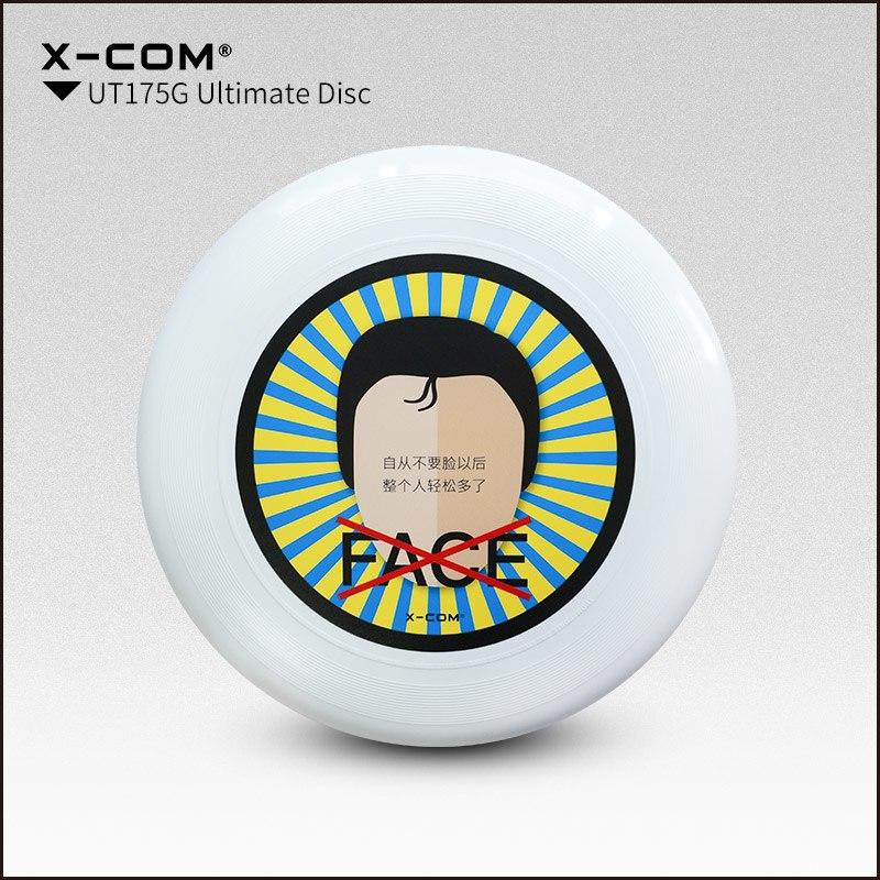 [해외]2018 Wfdf & amp; Usau X-com 175g Professional Ultimate 디스크 컬러 인쇄 - 수치/2018 Wfdf & Usau  X-com 175g Professional Ultimate Disc Color-print-