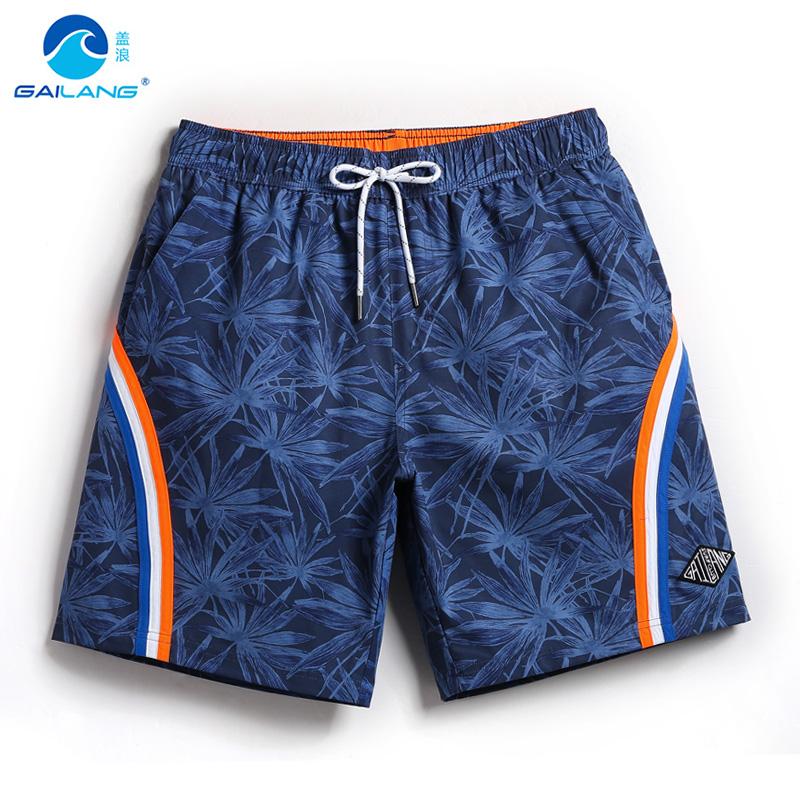[해외]보드 반바지 남성 수영 트렁크 프라이 아 휴일 수영복 서핑 버뮤다 수영 짧은 수영복 땀 라이너 수영복 느슨한 빠른/Board shorts men swimming trunks praia holiday swimwear surf bermuda swim short ba