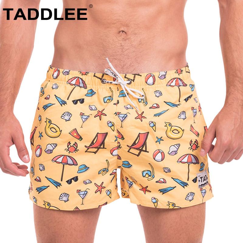 [해외]Taddlee 브랜드 남성복 수영복 수영 서핑 보드 트렁크 반바지 빠른 건조 활성 바지 수영복 복서 버뮤다/Taddlee Brand Men&s Swimwear Swimsuits Swim Surf Board Trunks Shorts Quick Drying Acti