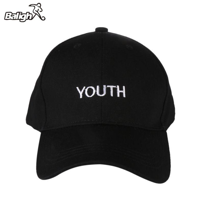 [해외]2018 스포츠 모자 여성용 러닝 캡 청소년 용 자수 모자 블랙 화이트 햇 러닝 캡/2018 Sport Caps Women Men Running Caps Youth Letter Embroidery Hats Black White Hat running cap