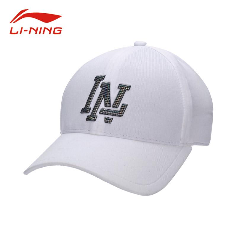 [해외]Li-Ning 남자 여자 폴리 에스테르 실행 모자 여름 검은 색 태양 보호 모자 LiNing UniBaseball 스포츠 바이저 AMYM072/Li-Ning Men Women Polyester Running Caps Summer Black White Sun-Pr