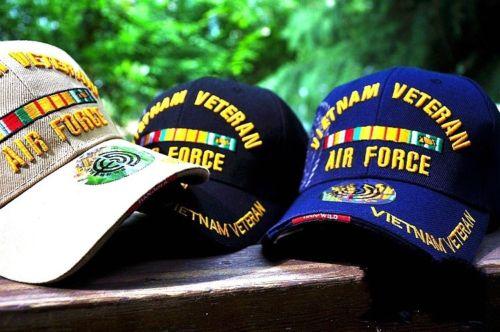 [해외]베트남 전쟁 미국 공군 육군 전술 재래식 야구 모자 모자/VIETNAM WAR US AIR FORCE ARMY CAP TACTICAL EMBROIDERED BASEBALL CAP  HAT