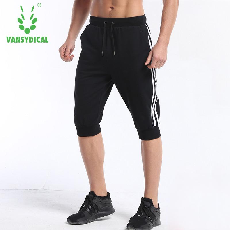 [해외]Vansydical Sports pants 남성 & 봄 여름 캐주얼 루스 스포츠 반바지 신축성 땀 흡수 흡수성 통기성 남성용 스웨트 팬츠/Vansydical Sports pants men&s spring and summer casual loose spor