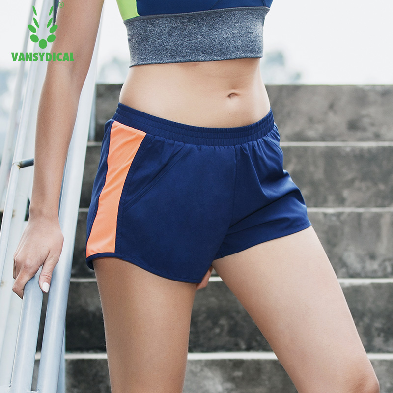 [해외]Vansydical Women 통기성 체육관 요가 반바지 교육 Sportwear 조깅 사이클링 운동 운동 짧은 운동 운동 옷/Vansydical Women Breathable Gym Yoga Shorts Training Sportwear Jogging Cycli