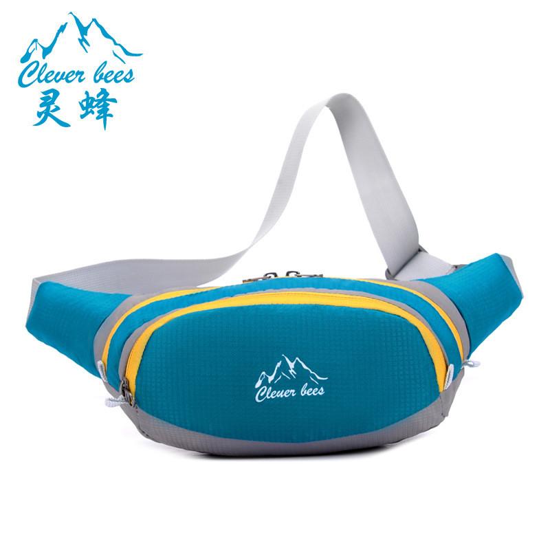 [해외]HEWOLF 2017 실외 스포츠 러닝 허리 가방 남성 레이디 방수 대용량 달리기 허리 가방 4 색/HEWOLF 2017 New Outdoor Sports Running Waist bag Male lady Waterproof Large Capacity Runni