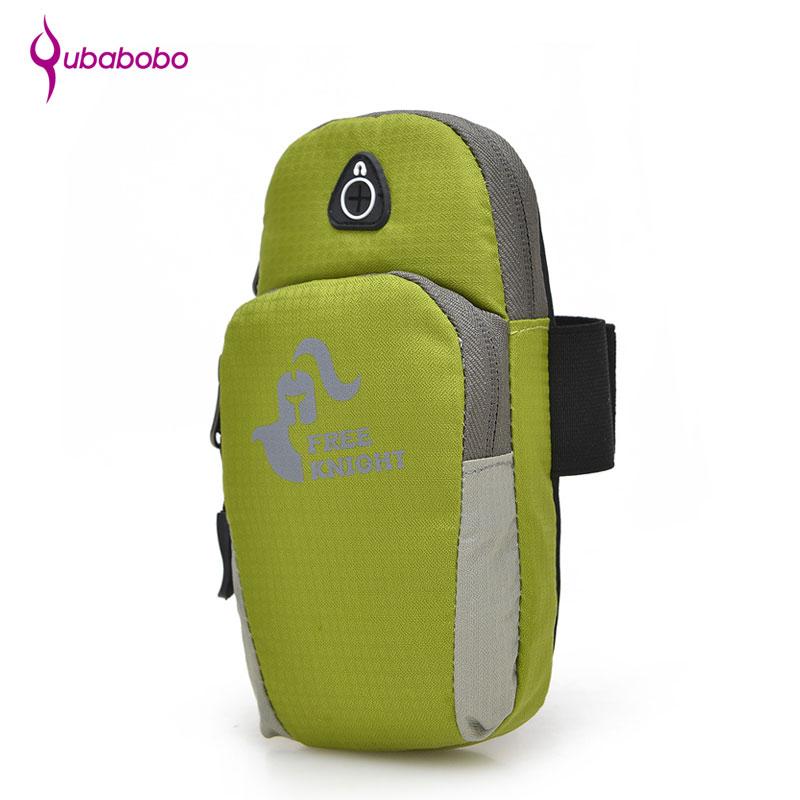 [해외][QUBABOBO] 5.5 인치 초경량 러닝 백 방수 휴대용 팔 패키지 스포츠 운동용 운동 가방 다기능 승마 가방/[QUBABOBO]5.5 Inch Ultralight Running Bags Waterproof Portable Arm Package Sport F