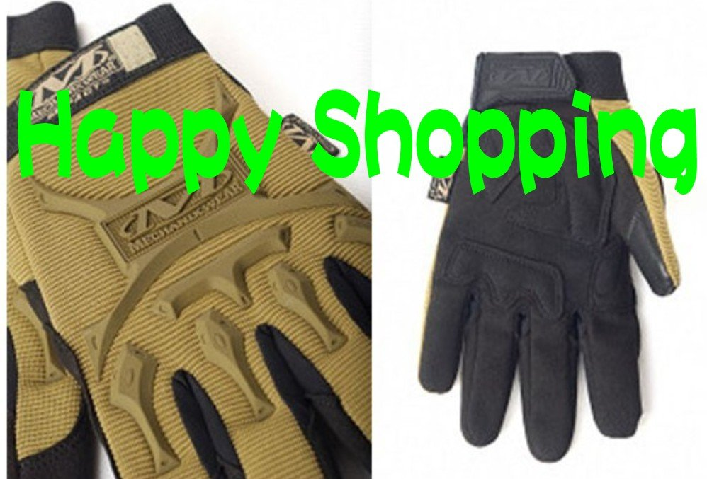 [해외]5PCS / 많은 스포츠 MECHANIX M tacticle 타고 장갑을 착용 탄/5pcs/lot sport Mechanix M tacticle riding wear gloves Tan